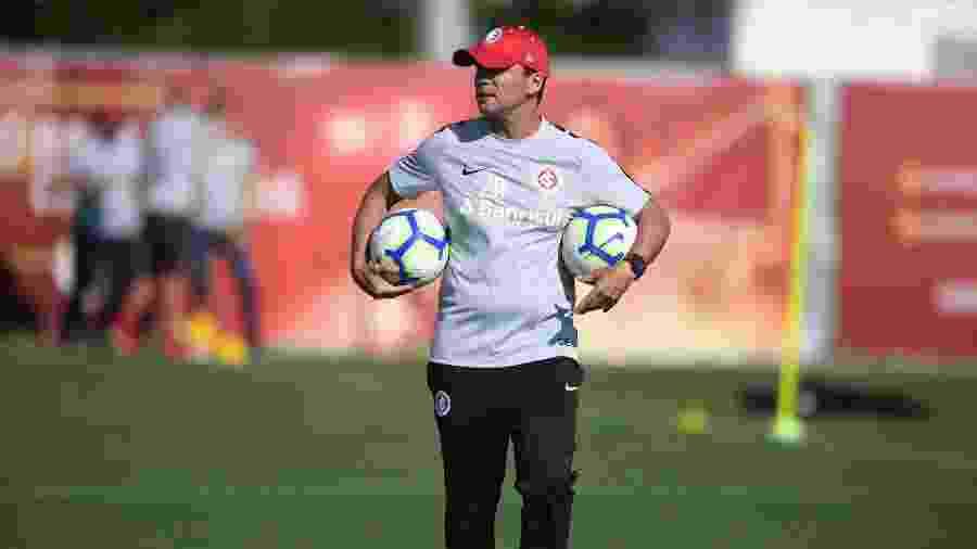 Zé Ricardo terá que mudar o Inter de novo. Até agora ele não repetiu escalação - Ricardo Duarte/Inter