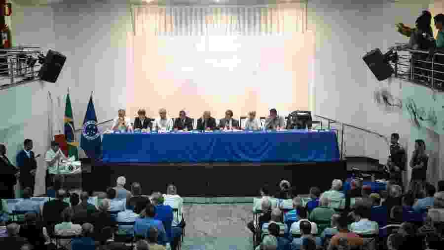 Conselheiros conseguiram liminar na Justiça para travar realização de Assembleia para discutir novo estatuto - Igor Sales/Cruzeiro
