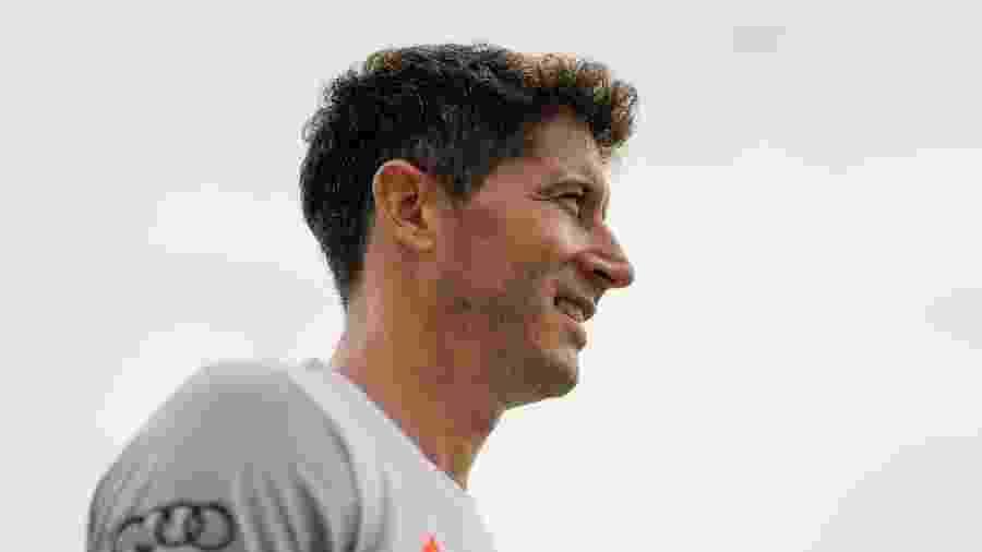 Nem a pandemia parou Lewandowski, pelo contrário: ninguém fez mais gols que ele desde a parada - M. Donato/FC Bayern