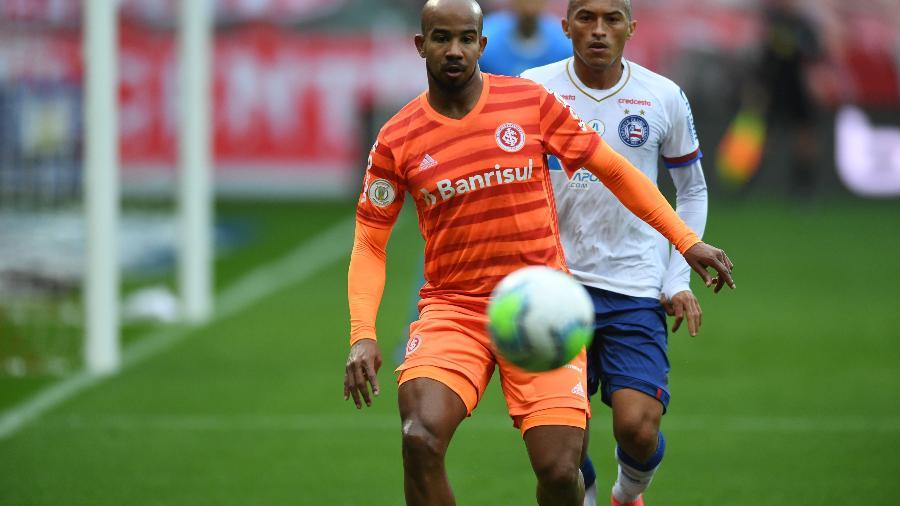 Patrick é o jogador com melhor avaliação entre os presentes no grupo do Inter em site especializado - Ricardo Duarte/ S.C. Internacional