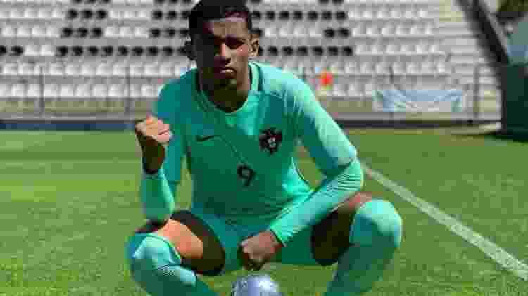 Marcos Paulo (Portugal) - Divulgação - Divulgação