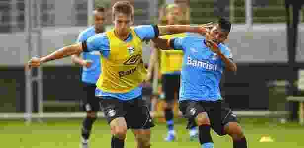 Zagueiro Bressan reconhece erro nas oitavas da Libertadores e quer ficar - Rodrigo Fatturi/Grêmio