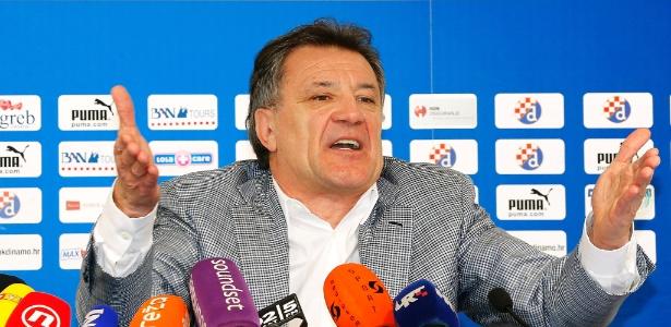 Zdravko Mamic é suspeito de ter desviado verbas e subornado agentes