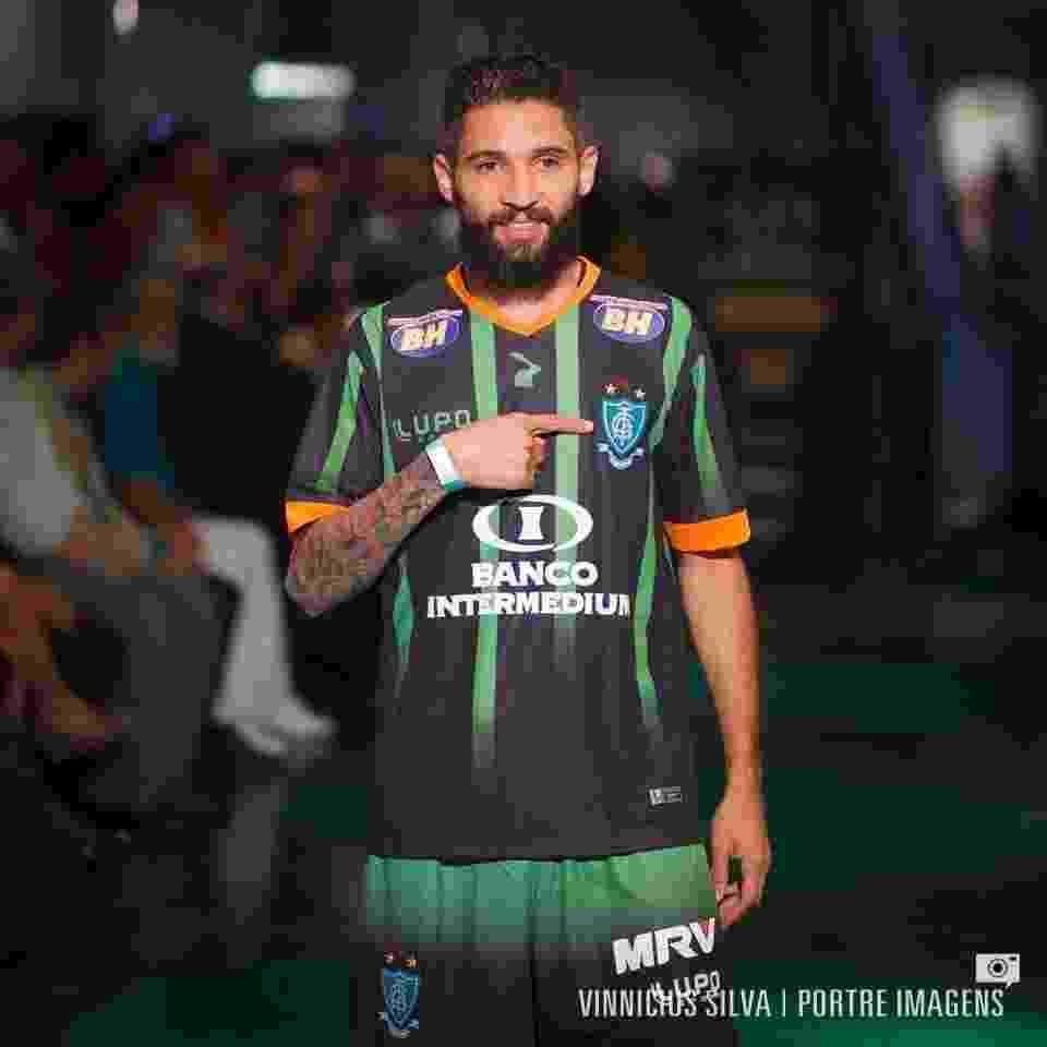 Os uniformes dos clubes brasileiros para a temporada 696eff98ddfc5