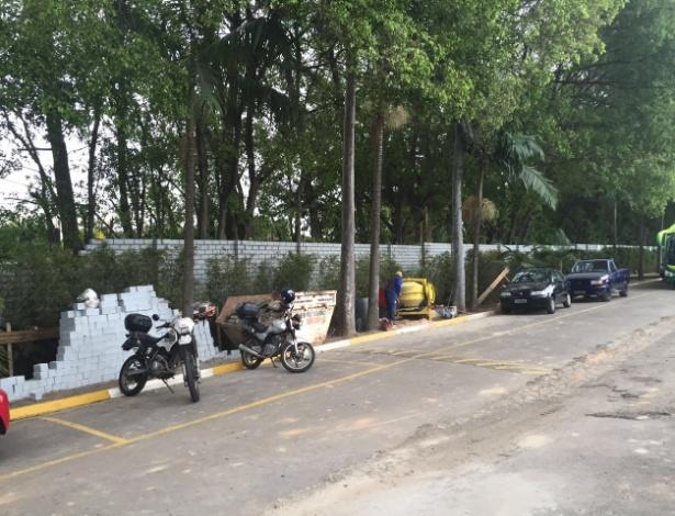 Muralha palmeirense derrubará uma tradição de 26 anos - Danilo Lavieri/UOL Esporte