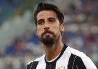 """""""Poucos jogadores são melhores do que eu"""", opina Khedira - MAX ROSSI/REUTERS"""