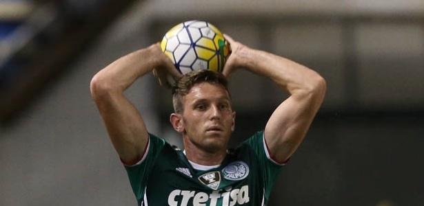 Fabiano é desfalque para a estreia palmeirense para a Copa Libertadores