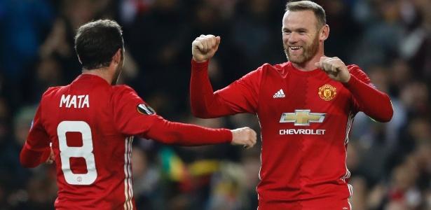 Rooney superou Van Nistelrooy em gols em competições europeias - Carl Recine/Reuters