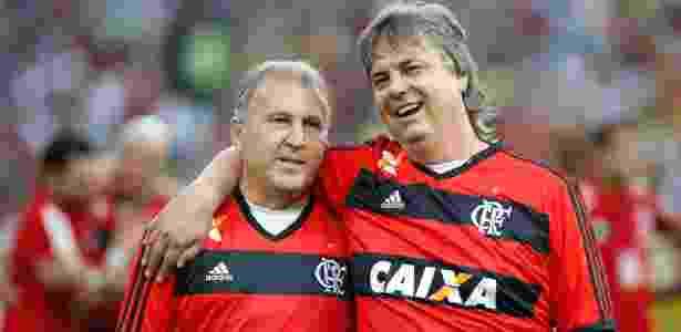 Natal no Flamengo  maior ídolo do clube cb460b73e8d72