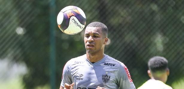 Erazo não deve permanecer no Atlético-MG no decorrer da temporada