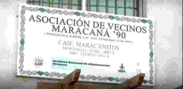 Bairro de Maracaná, no Uruguai - Reprodução/Subrayado - Reprodução/Subrayado