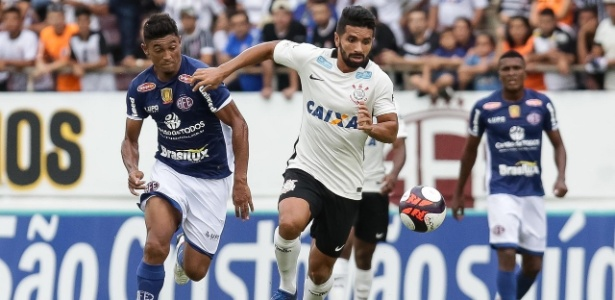 Guilherme só foi titular uma vez em jogos oficiais do Corinthians em 2017 - Rodrigo Gazzanel/ Ag.Corinthians