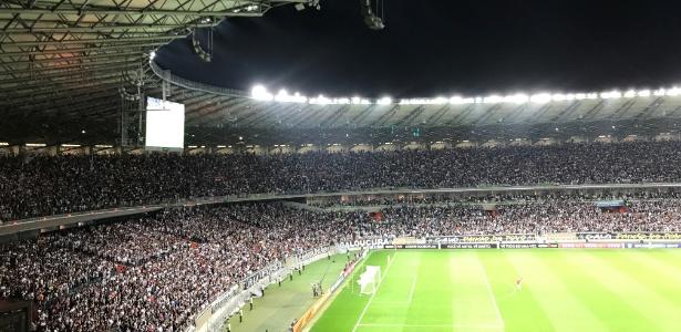 Atlético-MG atuou apenas três vezes como mandante no Mineirão em 2017