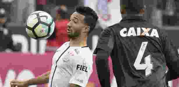 Clayson em ação pelo Corinthians; jogador marcou contra o São Paulo - Daniel Augusto Jr/Agência Corinthians