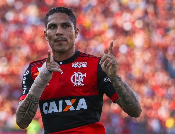 Guerrero vive a expectativa de defender o Flamengo e disputar a Copa do Mundo