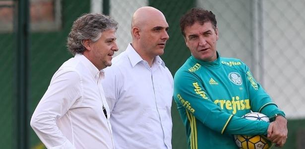 Maurício Galiotte quer zerar dívidas do Palmeiras com o ex-presidente Paulo Nobre