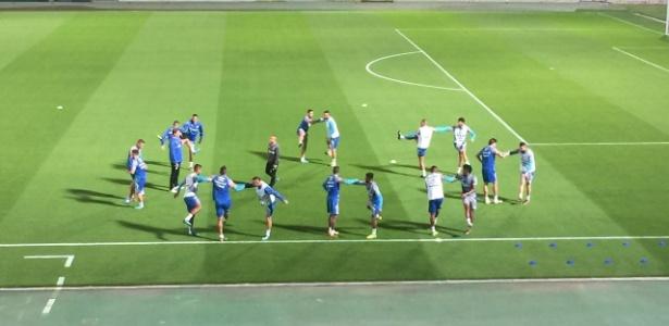 Grêmio treina em Al Ain (Emirados Árabes) no sábado