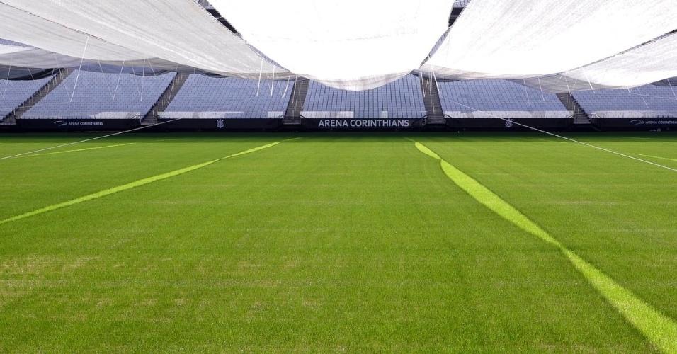 Até lá, o Corinthians mandará os primeiros jogos do Paulistão no Pacaembu