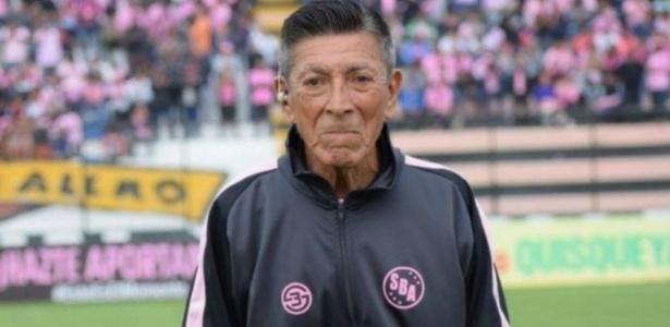 Ricardo Luna, funcionário do Sport Boys, foi vítima de trote de jogadores do clube