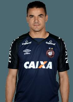 Felipe Alves Raymundo, goleiro do Atlético-PR