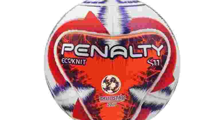 Bola do Paulistão - Divulgação/Penalty - Divulgação/Penalty