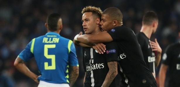 Mbappé admite o que todos sabem: Neymar faz (muita) falta ao Paris Saint-Germain - Alessandro Bianchi/Reuters