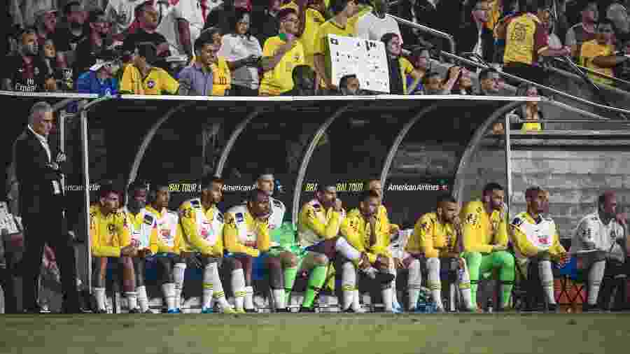 Brasil de Tite vai enfrentar Senegal e Nigéria em amistosos em outubro - Pedro Martins/Mowa Press
