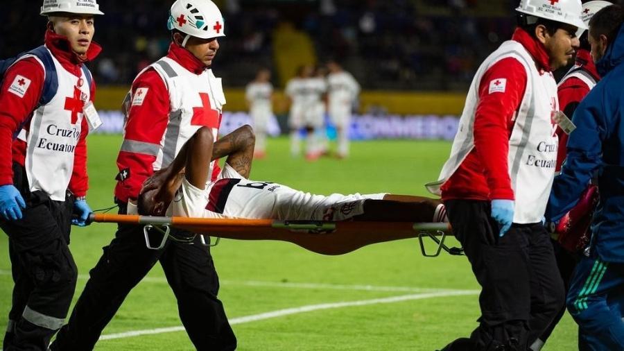 Exame descarta lesão em Bruno Henrique, e vice acalma Fla: Tudo tranquilo