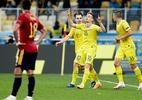 Ucrânia surpreende e vence Espanha por 1 a 0 na Liga das Nações - Getty Images