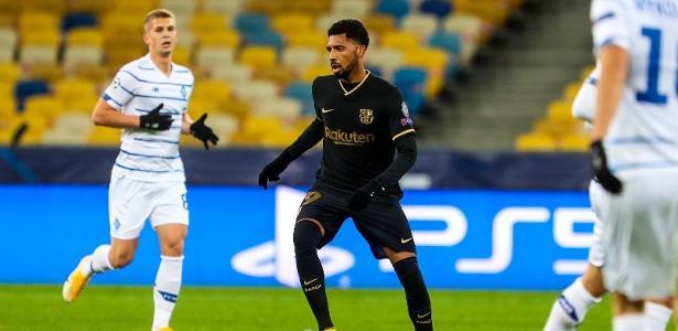 Matheus Fernandes faz estreia antes de ser apresentado pelo Barcelona