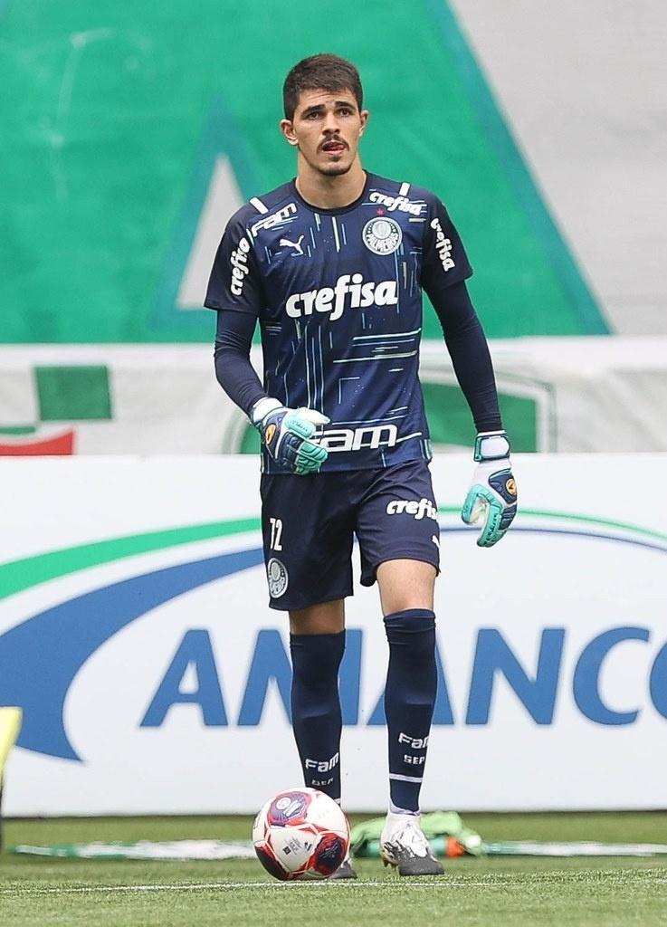 Vinicius Silvestre está sendo titular no Palmeiras durante o Paulistão