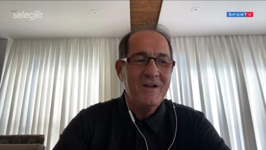 Muricy Ramalho explica emoção após São Paulo conquistar o Campeonato Paulista - Reprodução/SporTV
