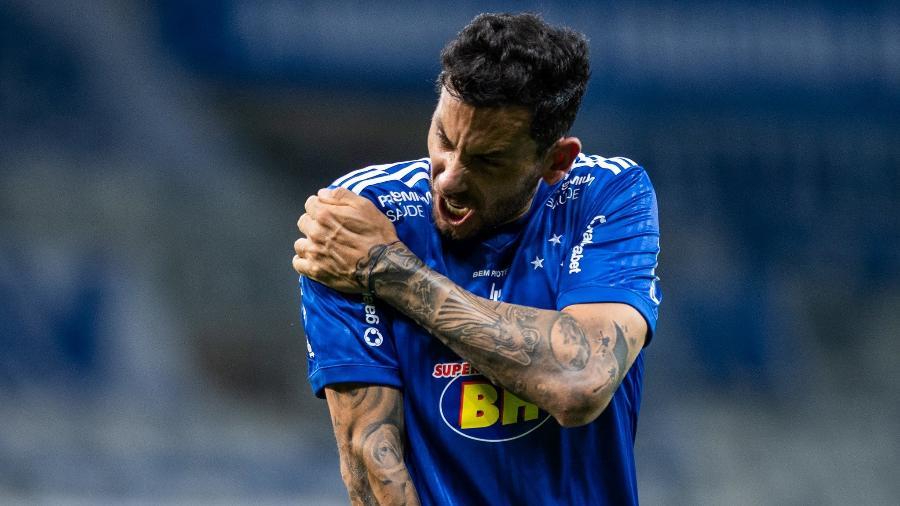 Ariel Cabral venceu pelo Cruzeiro duas Copas do Brasil, 2017 e 2018, além dos Campeonatos Mineiros de 2018 e 2019 - Bruno Haddad/Cruzeiro
