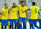 Everton Ribeiro sobe, Vini Jr. desce: como a seleção sai das Eliminatórias (Foto: Pedro Vilela/Getty Images)
