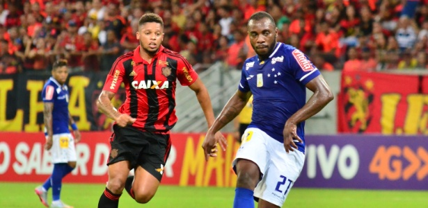 André foi um dos destaques do Sport no Brasileiro 2015, com 13 gols