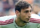 Goleiro do Milan é jogador mais jovem convocado pela Itália em 105 anos - EFE/EPA/MATTEO BAZZI