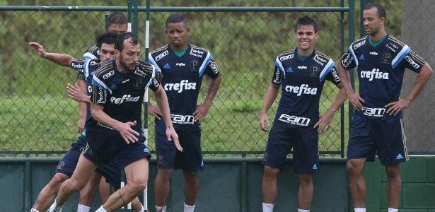 Palmeiras realiza a pré-temporada longe da capital paulista