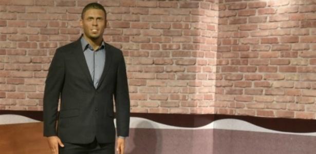 Ronaldo fez uma publicação sobre a homenagem e relembrou milagre