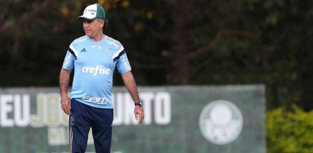 Marcelo Oliveira é uma das opções do Atlético-MG para assumir o comando do time