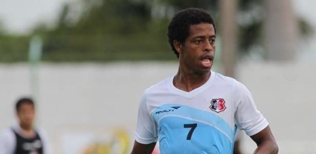 Atacante Keno tem dois gols na Série A do Campeonato Brasileiro
