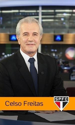Celso Freitas (Record): São Paulo