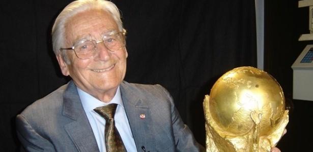 Silvio Gazzaniga morreu em casa, aos 95 anos