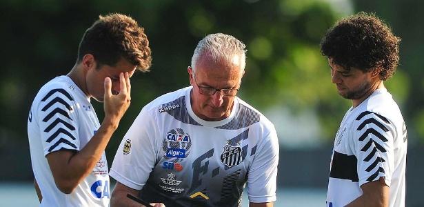"""Dorival Júnior foi chamado de """"burro"""" por torcedores no último jogo na Vila - Ivan Storti/ Santos FC"""