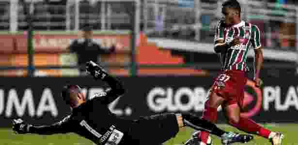 Wendel teve queda de rendimento no time do Fluminense - Ale Cabral/AGIF