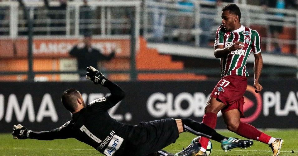 Brasileiro: Ruim para os dois: Santos e Flu empatam sem gols em SP
