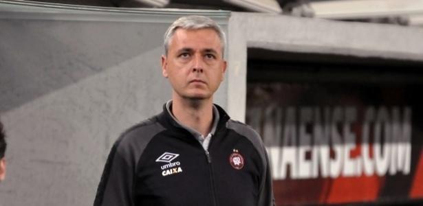 Tiago Nunes comandará o Atlético no Paranaense 2018