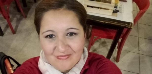 Marcela Alejandra morreu após ser atropelada por jogador do Huracán-ARG