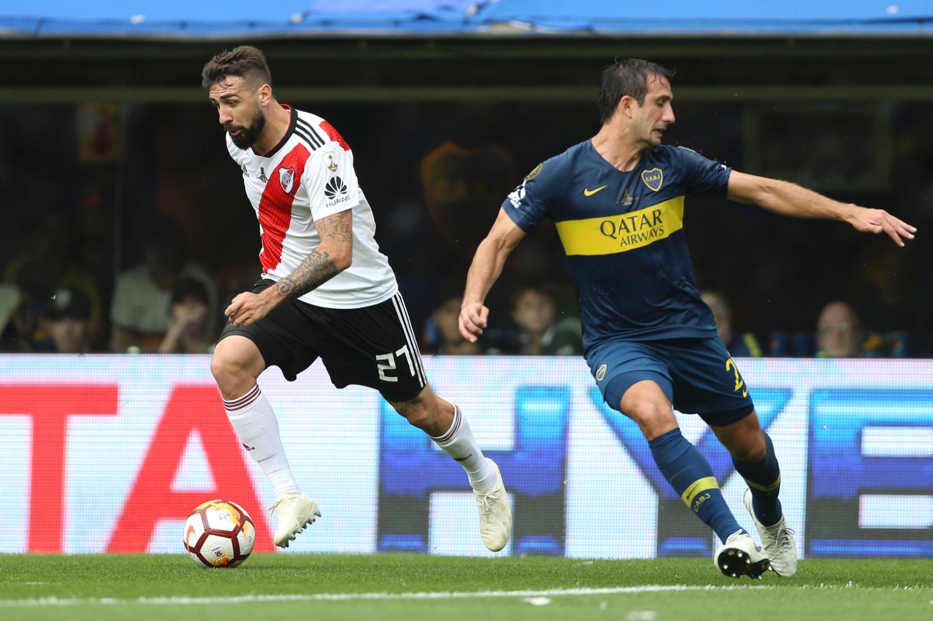 5c78ea21c9 Assista aos gols de Boca Juniors x River Plate - 11 11 2018 - UOL Esporte