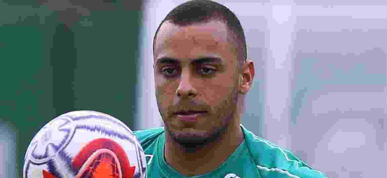 Palmeiras pode ficar sem camisa 9 e vê dilema por vaga no Paulista aumentar.  Cesar Greco Ag. Palmeiras Divulgação bcf1b26a12a46