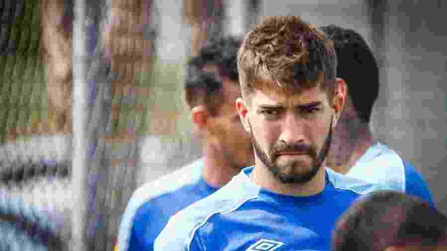 Lucas Silva está sem clube desde que deixou o Real Madrid, no início de setembro passado - Vinnicius Silva/Cruzeiro